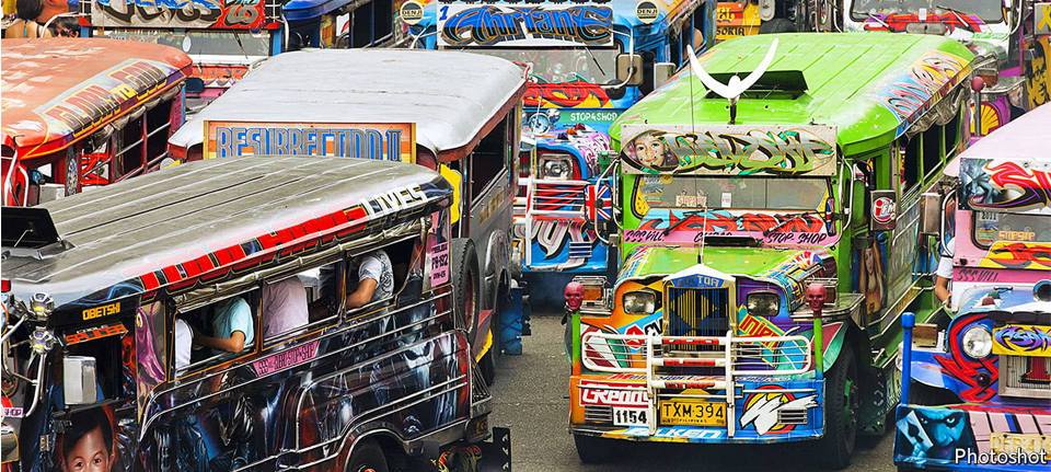 Transportation in the Philippines, Getting Around and Transportation in the Philippines, Culturenesia